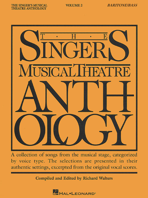 The Singer's Musical Theatre Anthology - Volume 2: Vocal Solo: Mixed Songbook