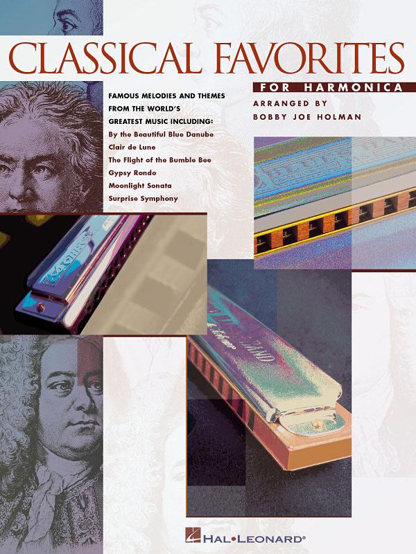 Classical Favorites For Harmonica: Harmonica: Instrumental Album