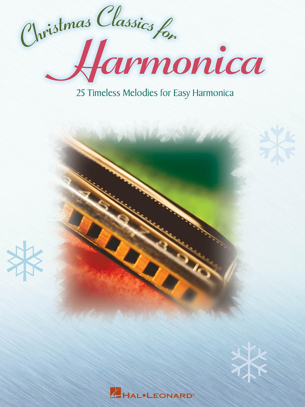 Christmas Classics for Harmonica: Harmonica: Instrumental Work