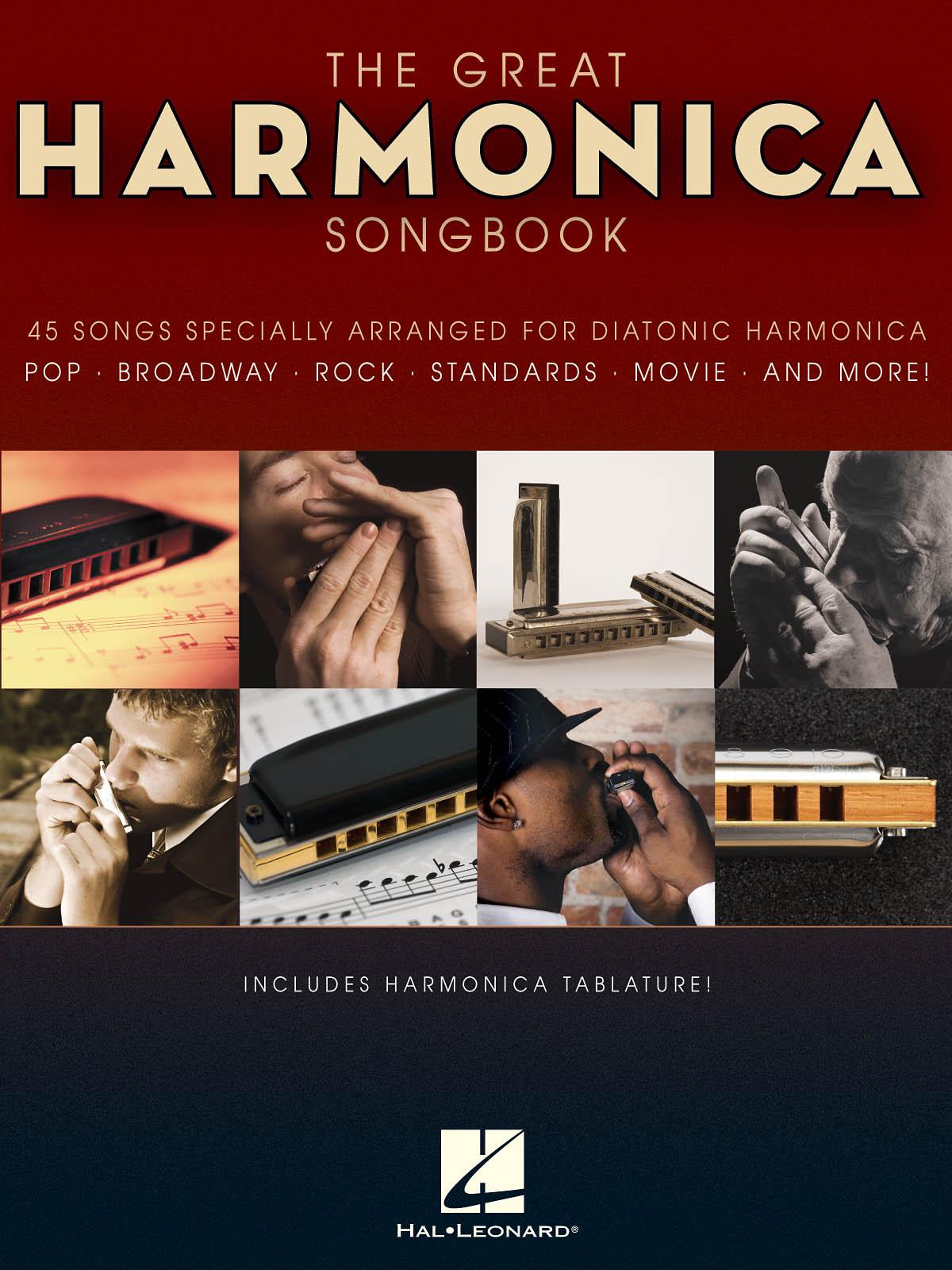 The Great Harmonica Songbook: Harmonica: Instrumental Album