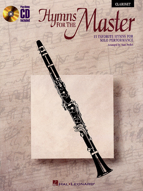 Hymns for the Master: Clarinet Solo: Instrumental Album