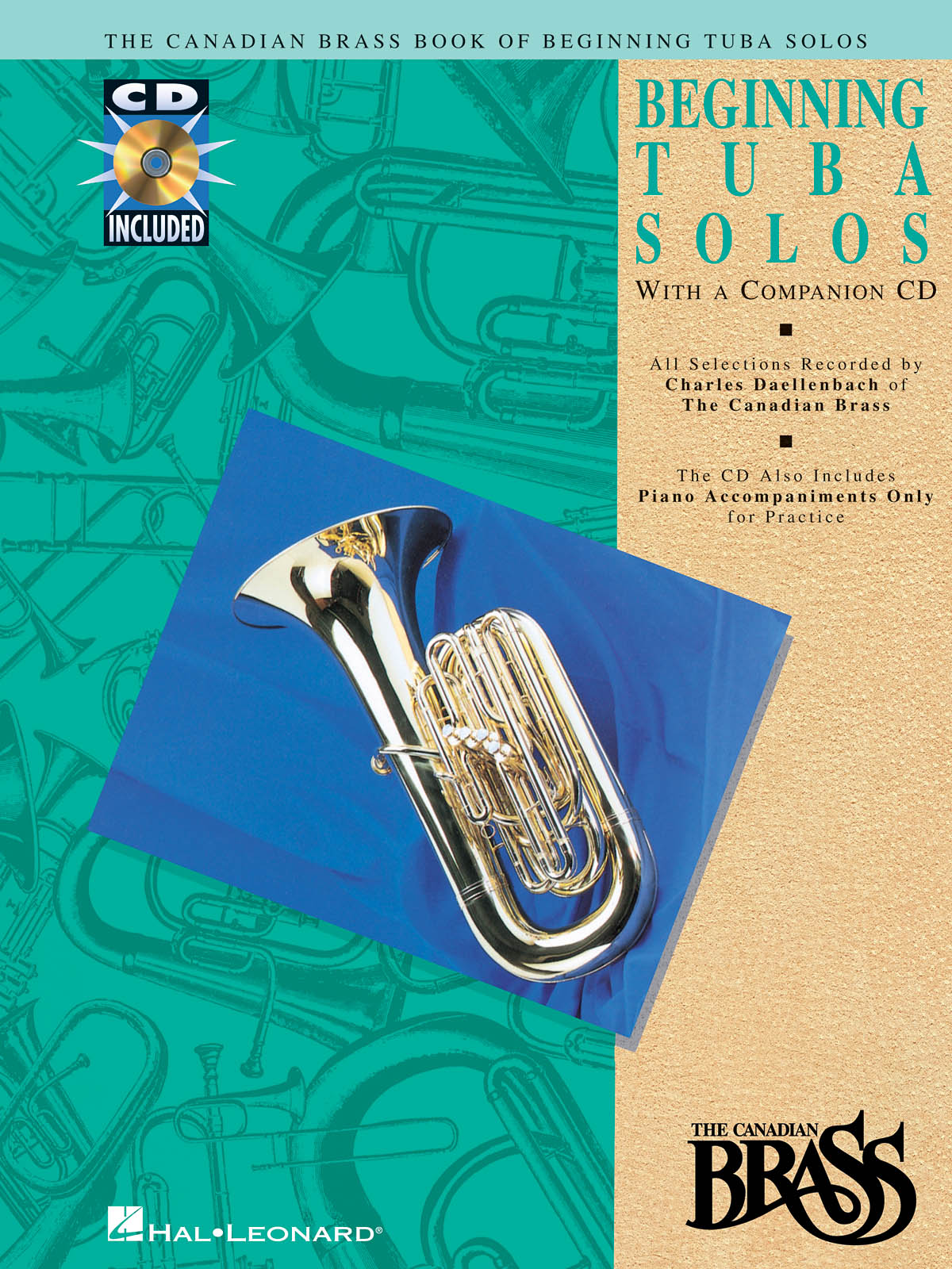 The Canadian Brass: Canadian Brass Book Of Beginning Tuba Solos: Tuba Solo: