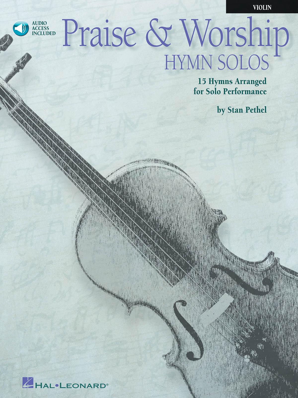 Praise and Worship Hymn Solos - Violin: Violin Solo: Instrumental Album
