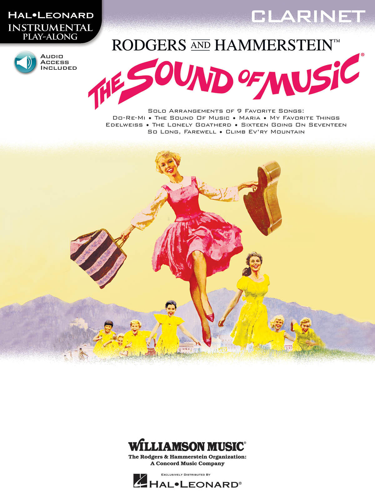 Oscar Hammerstein II Richard Rodgers: The Sound of Music: Clarinet Solo: