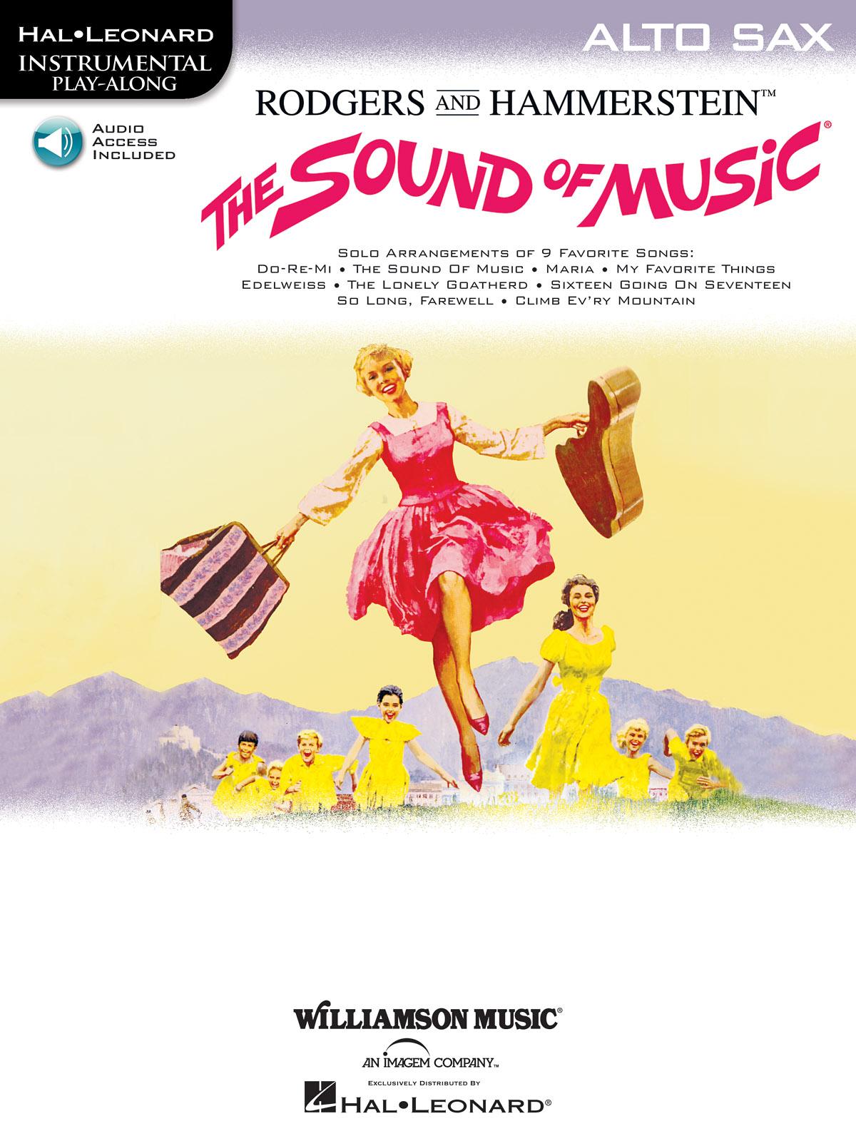 Oscar Hammerstein II Richard Rodgers: The Sound of Music: Alto Saxophone: