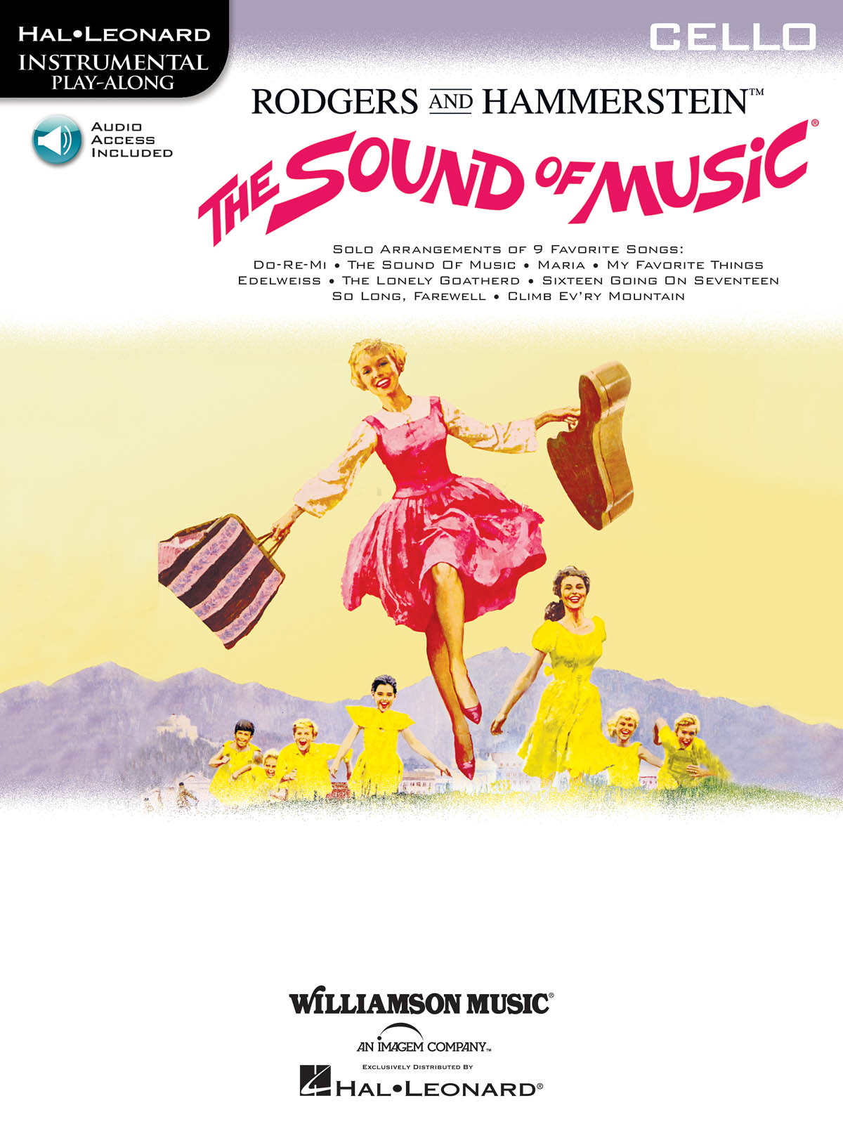 Oscar Hammerstein II Richard Rodgers: The Sound of Music: Cello Solo: