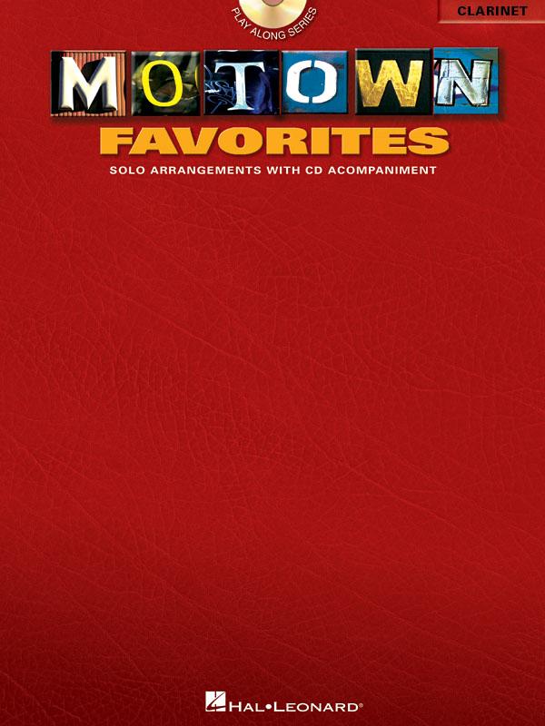 Motown Favorites: Clarinet Solo: Instrumental Album