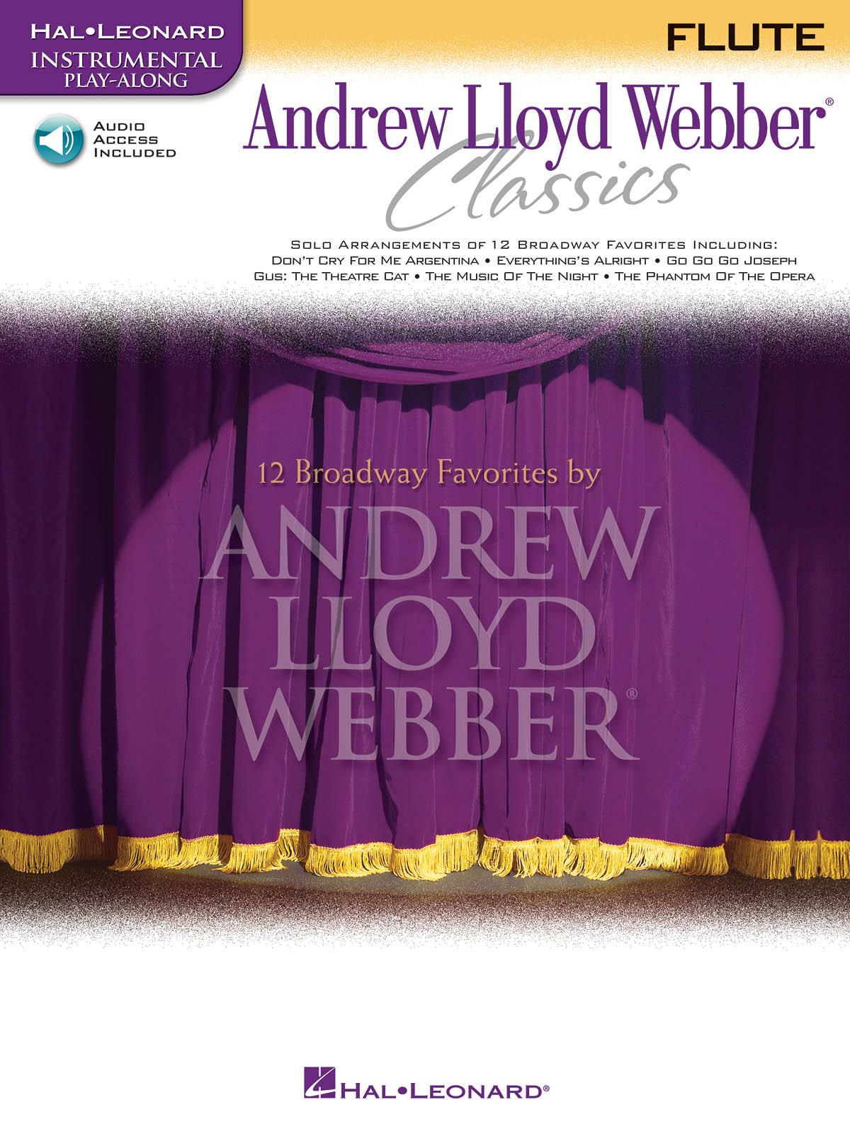 Andrew Lloyd Webber: Andrew Lloyd Webber Classics - Flute: Flute Solo:
