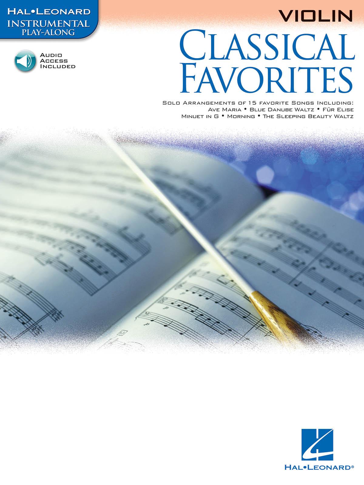 Classical Favorites - Violin: Violin Solo: Instrumental Album