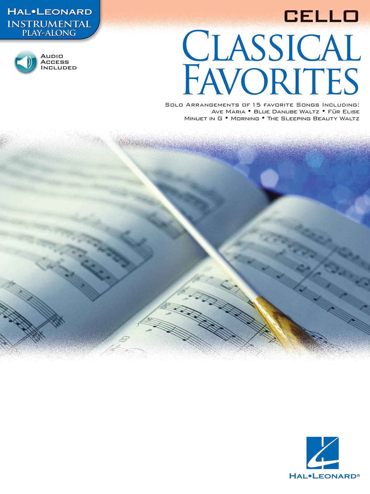 Classical Favorites - Cello: Cello Solo: Instrumental Album