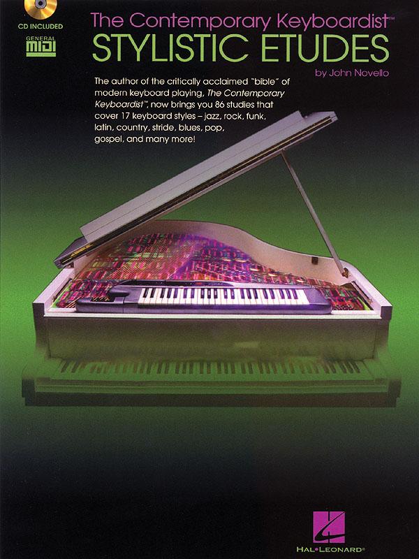 John Novello: The Contemporary Keyboardist - Stylistic Etudes: Keyboard: Vocal