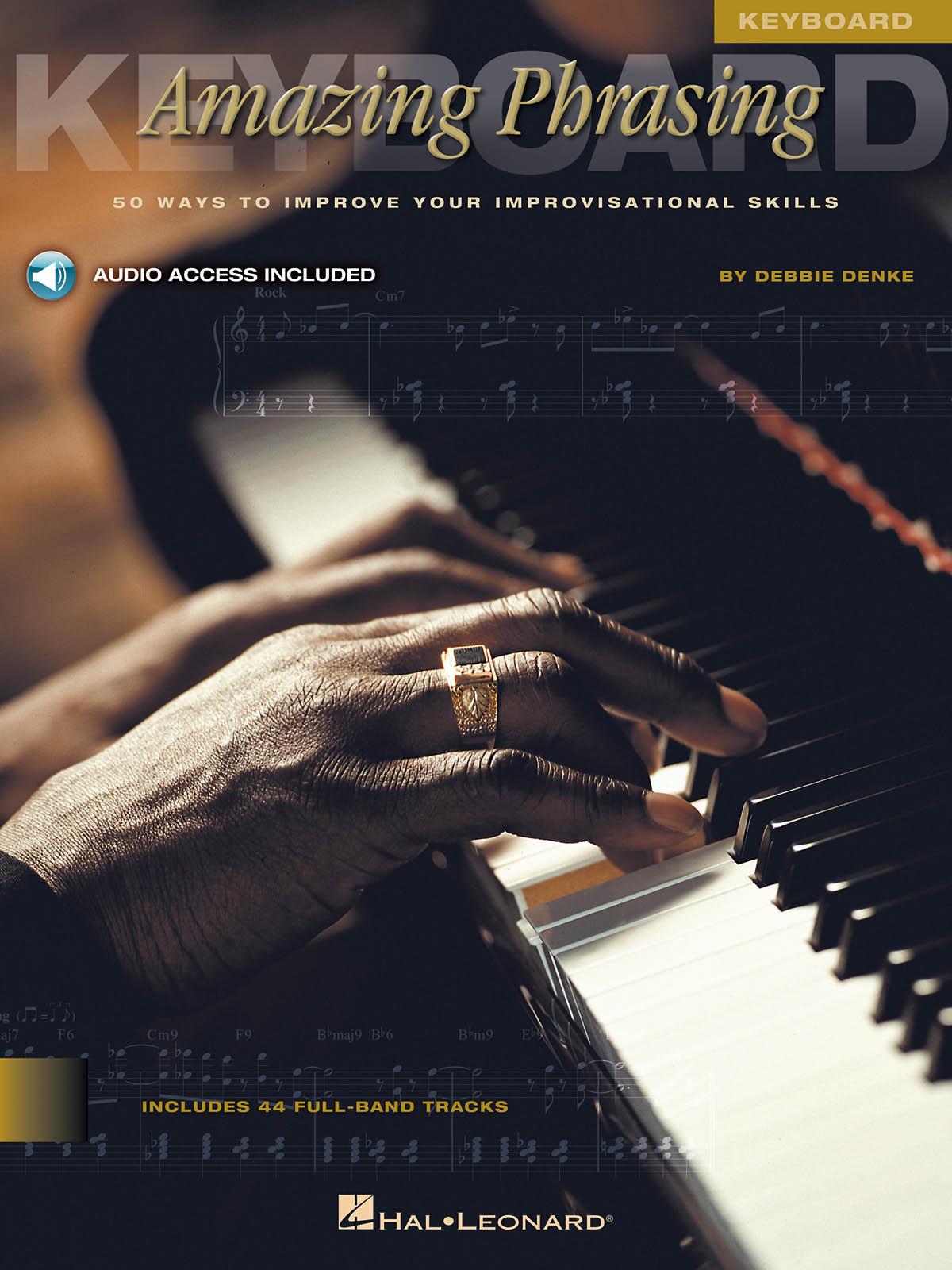 Amazing Phrasing: Keyboard: Instrumental Tutor