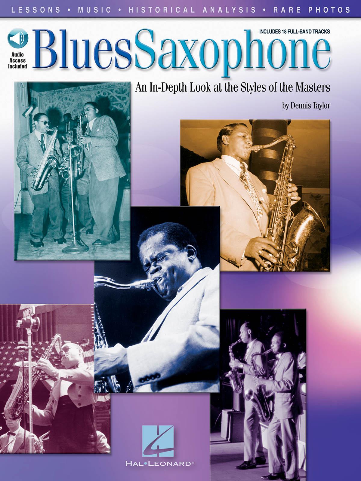 Blues Saxophone: Saxophone: Instrumental Tutor