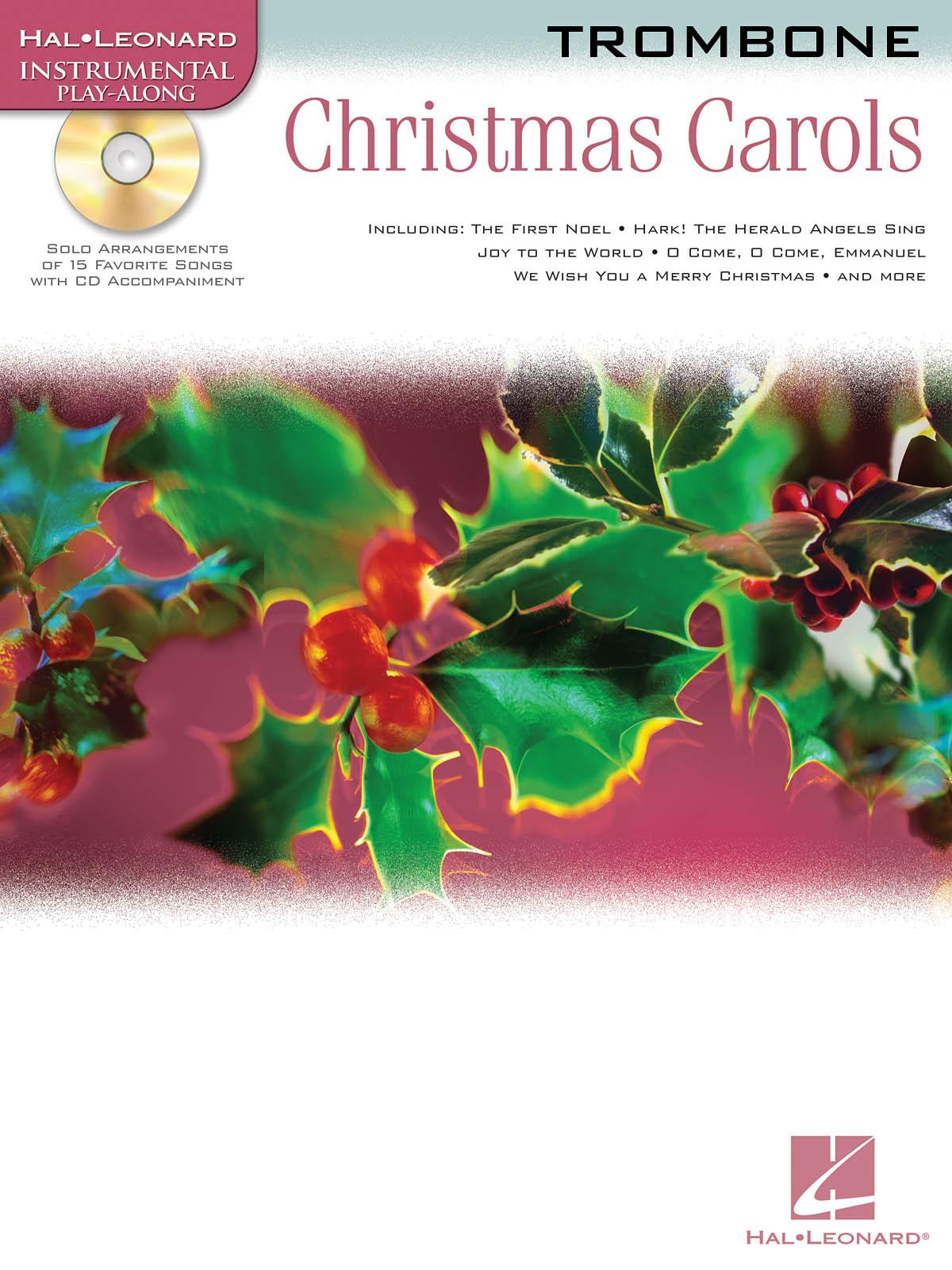 Christmas Carols: Trombone Solo: Instrumental Album
