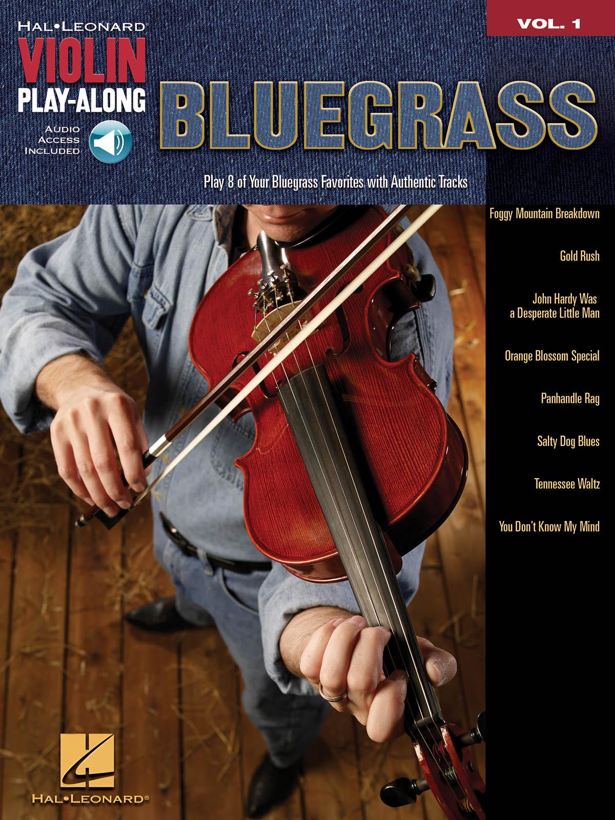 Bluegrass: Violin Solo: Instrumental Album