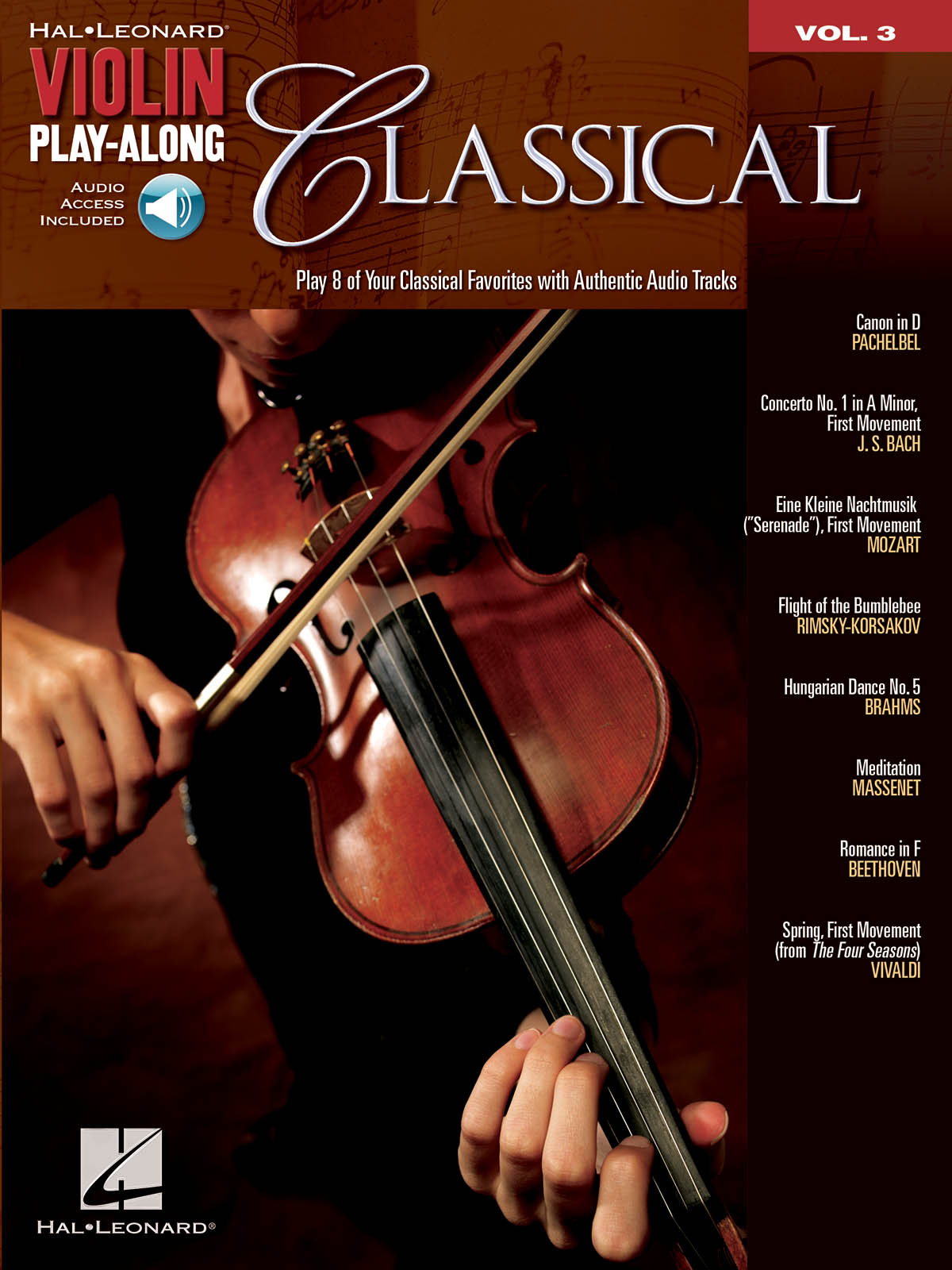 Classical: Violin Solo: Instrumental Album