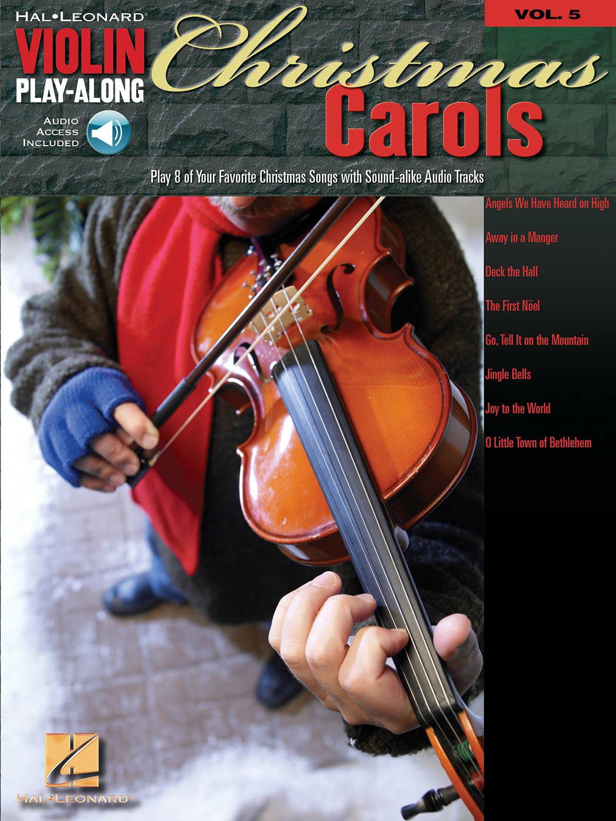 Christmas Carols: Violin Solo: Instrumental Album