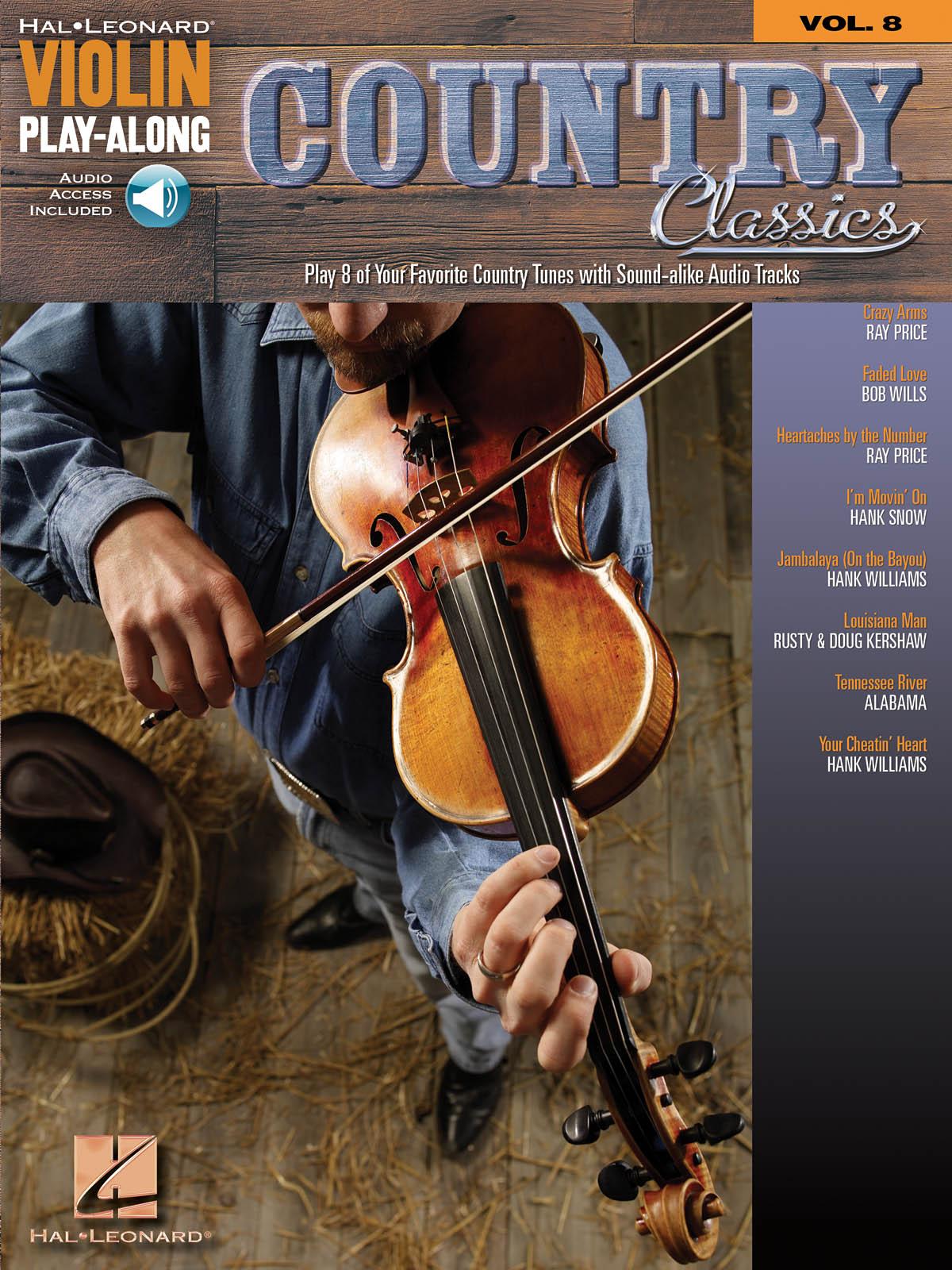 Country Classics: Violin Solo: Instrumental Album