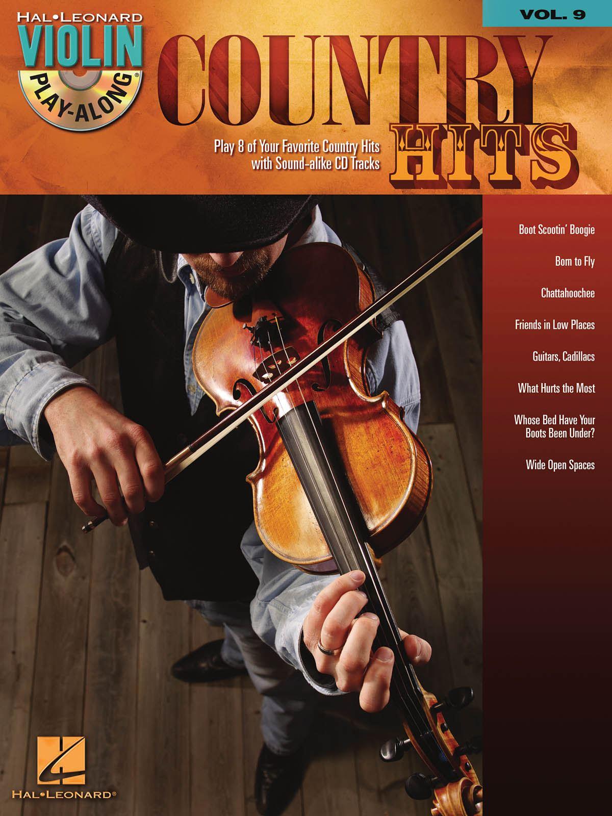Country Hits: Violin Solo: Instrumental Album