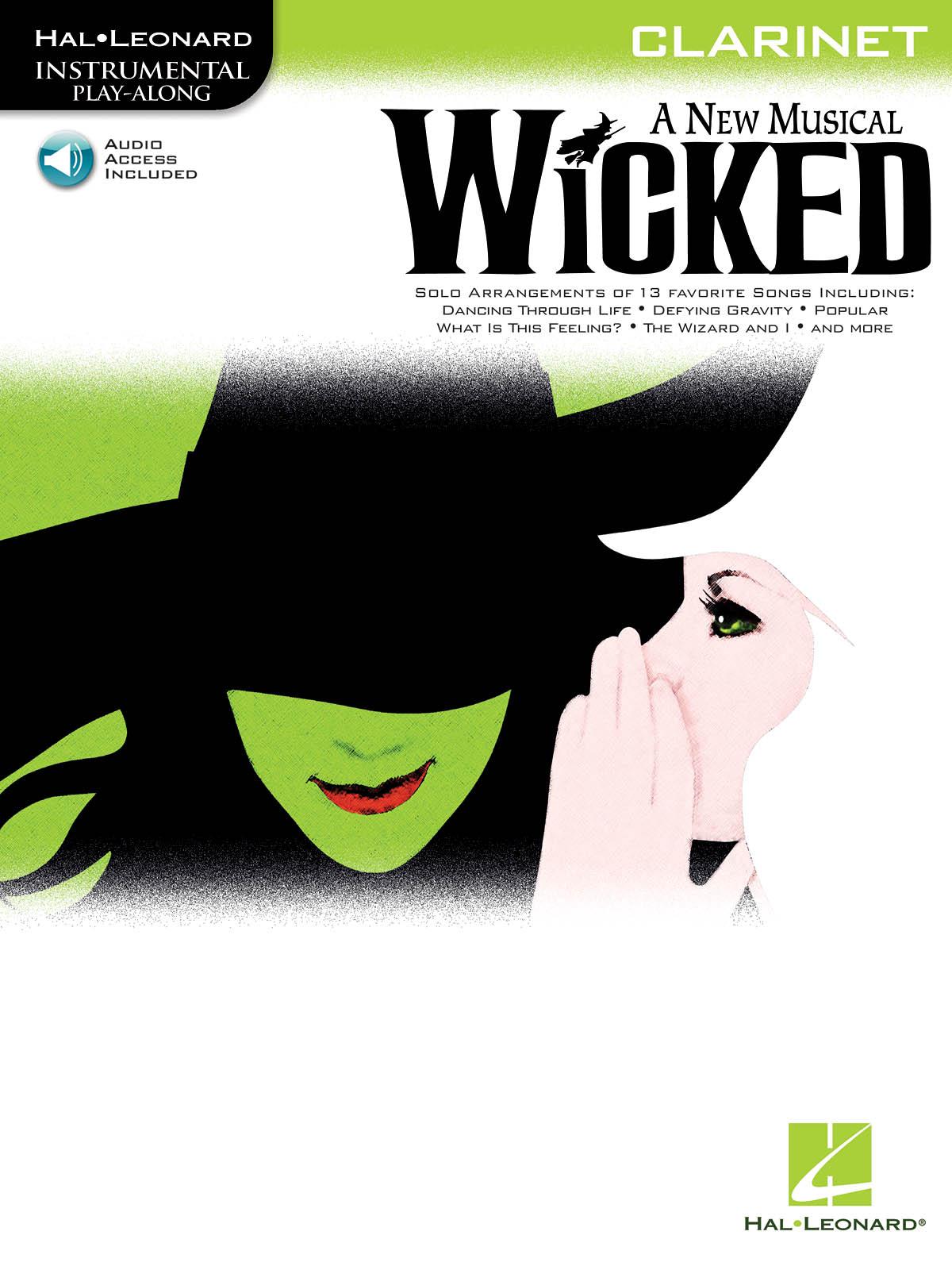 Stephen Schwartz: Wicked - Clarinet: Clarinet Solo: Instrumental Album