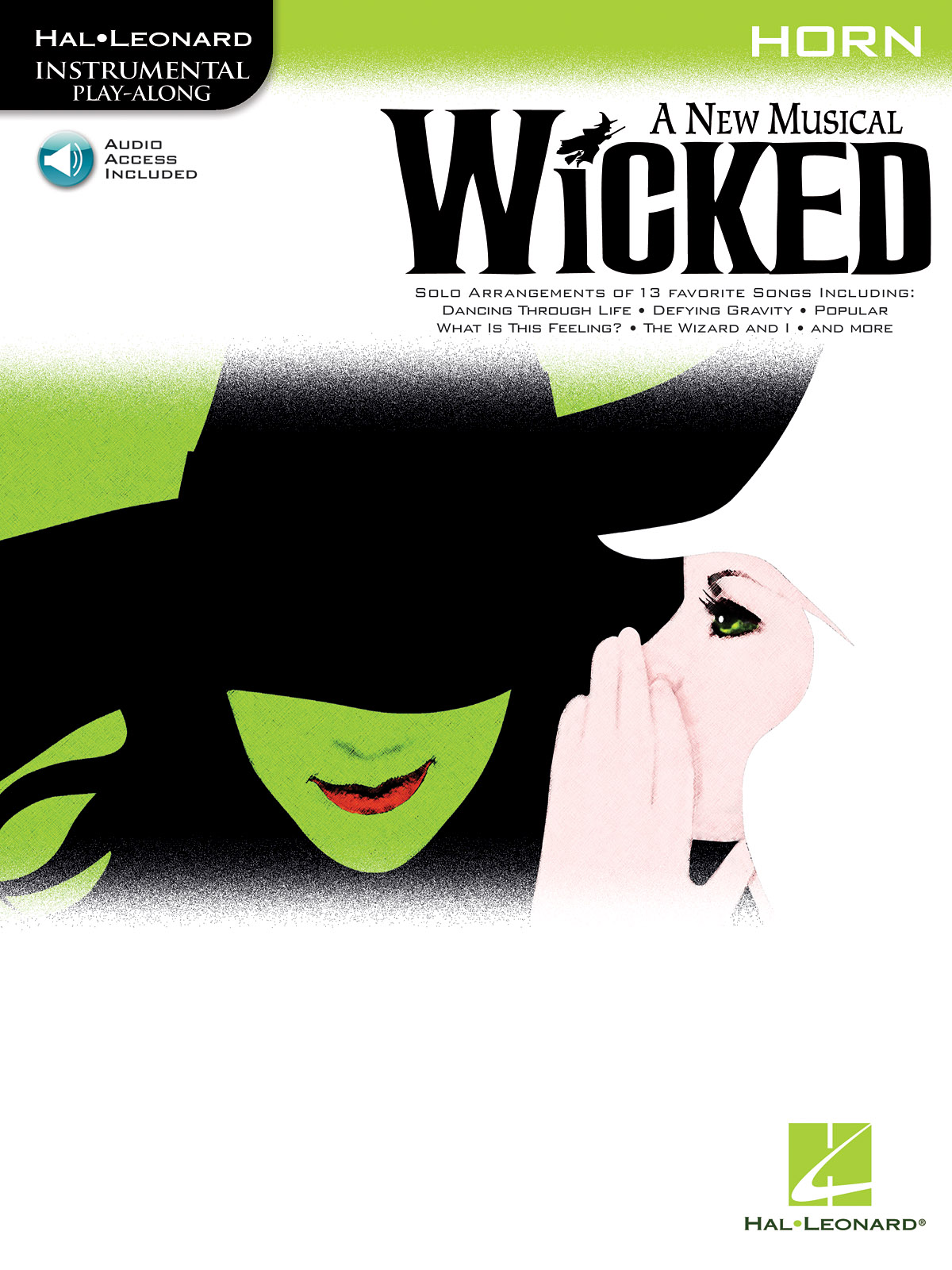 Stephen Schwartz: Wicked - Horn in F: French Horn Solo: Instrumental Album