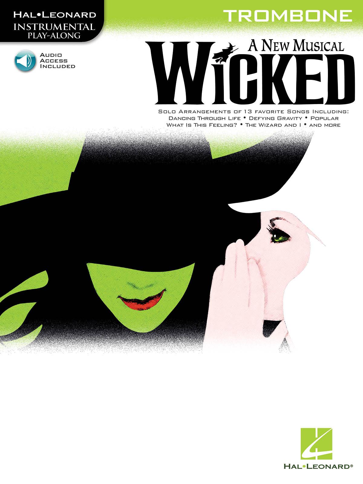 Stephen Schwartz: Wicked: Trombone Solo: Instrumental Album