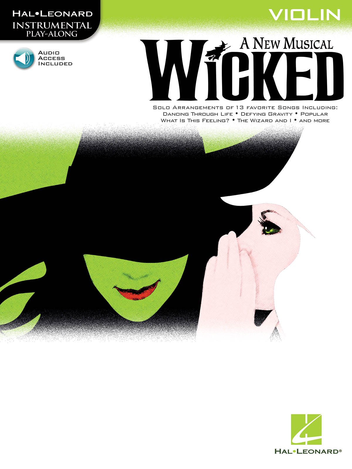 Stephen Schwartz: Wicked: Violin Solo: Instrumental Album