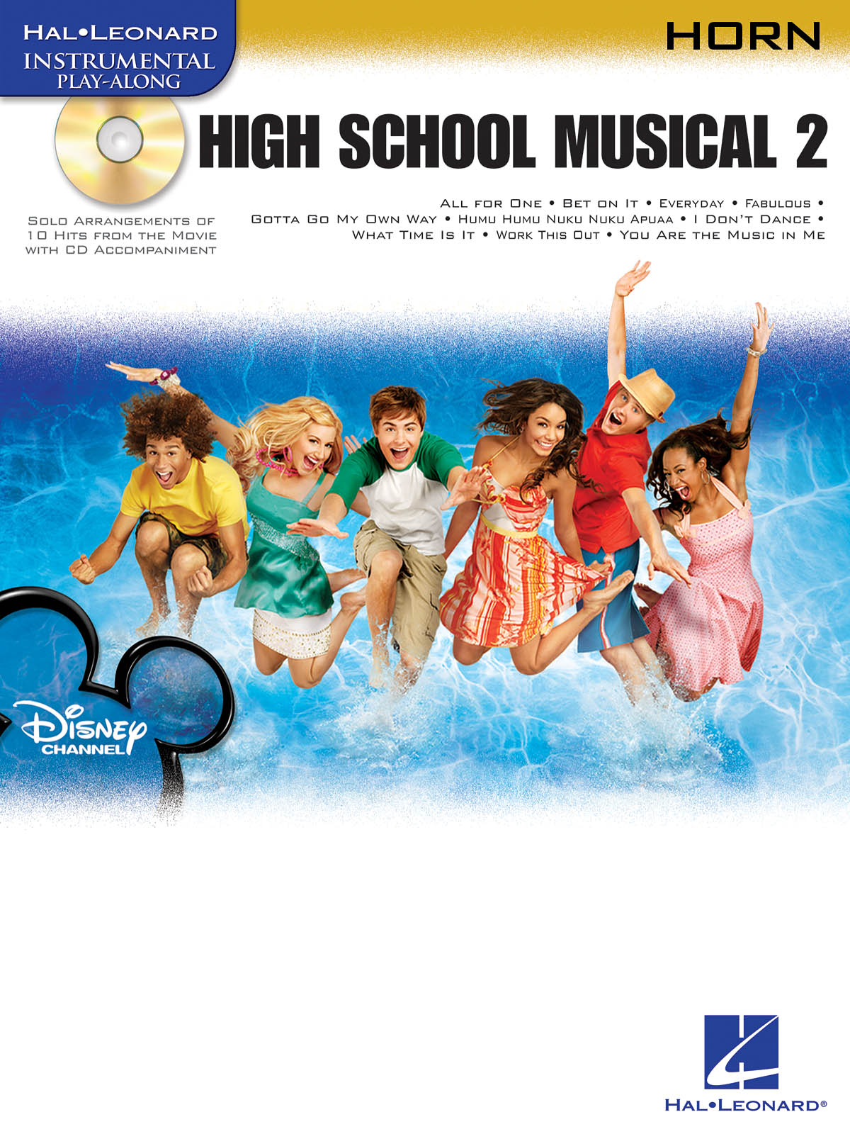High School Musical 2: French Horn Solo: Instrumental Album