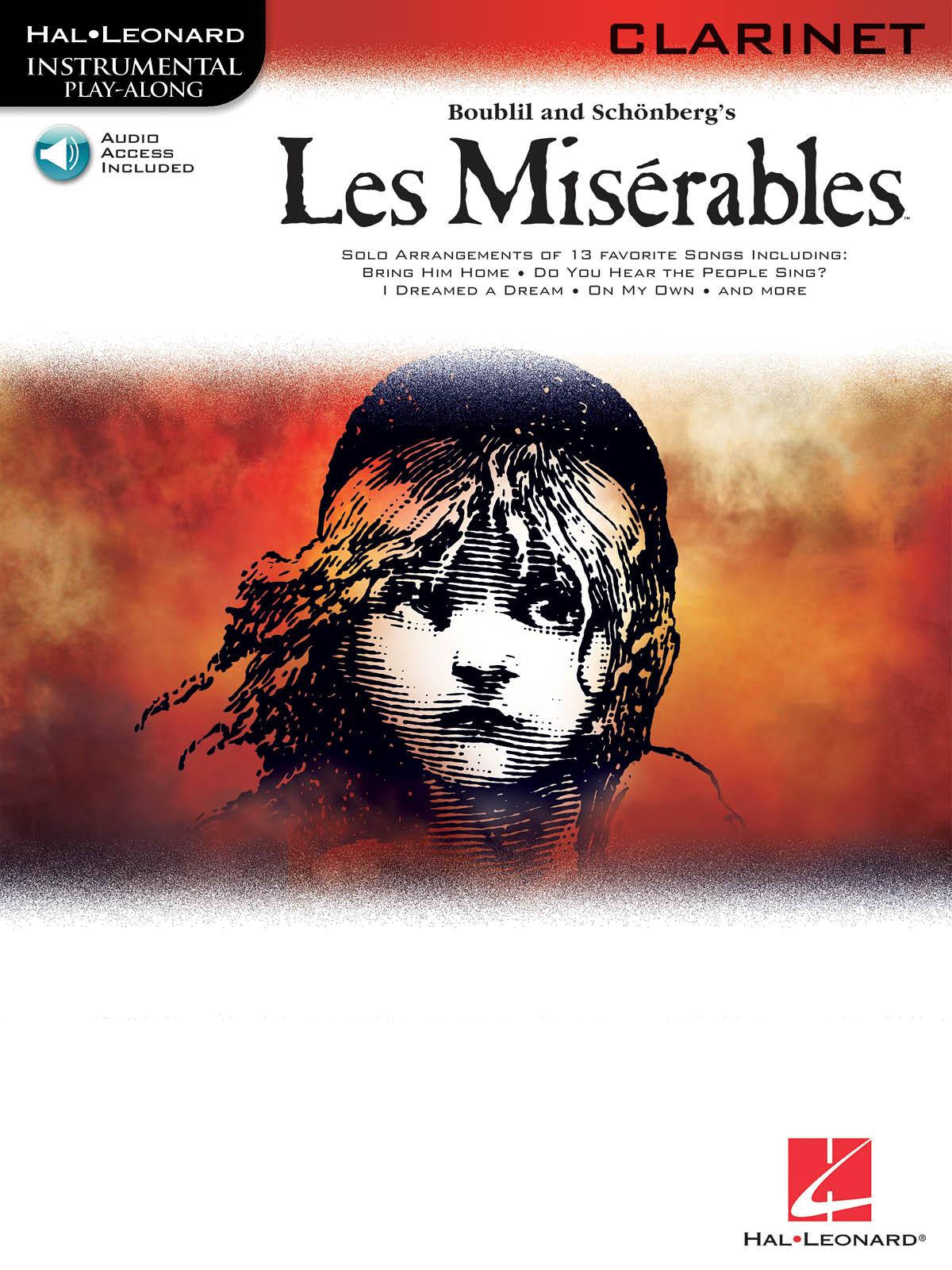 Alain Boublil Claude-Michel Schönberg: Les Miserables - Clarinet: Clarinet Solo: