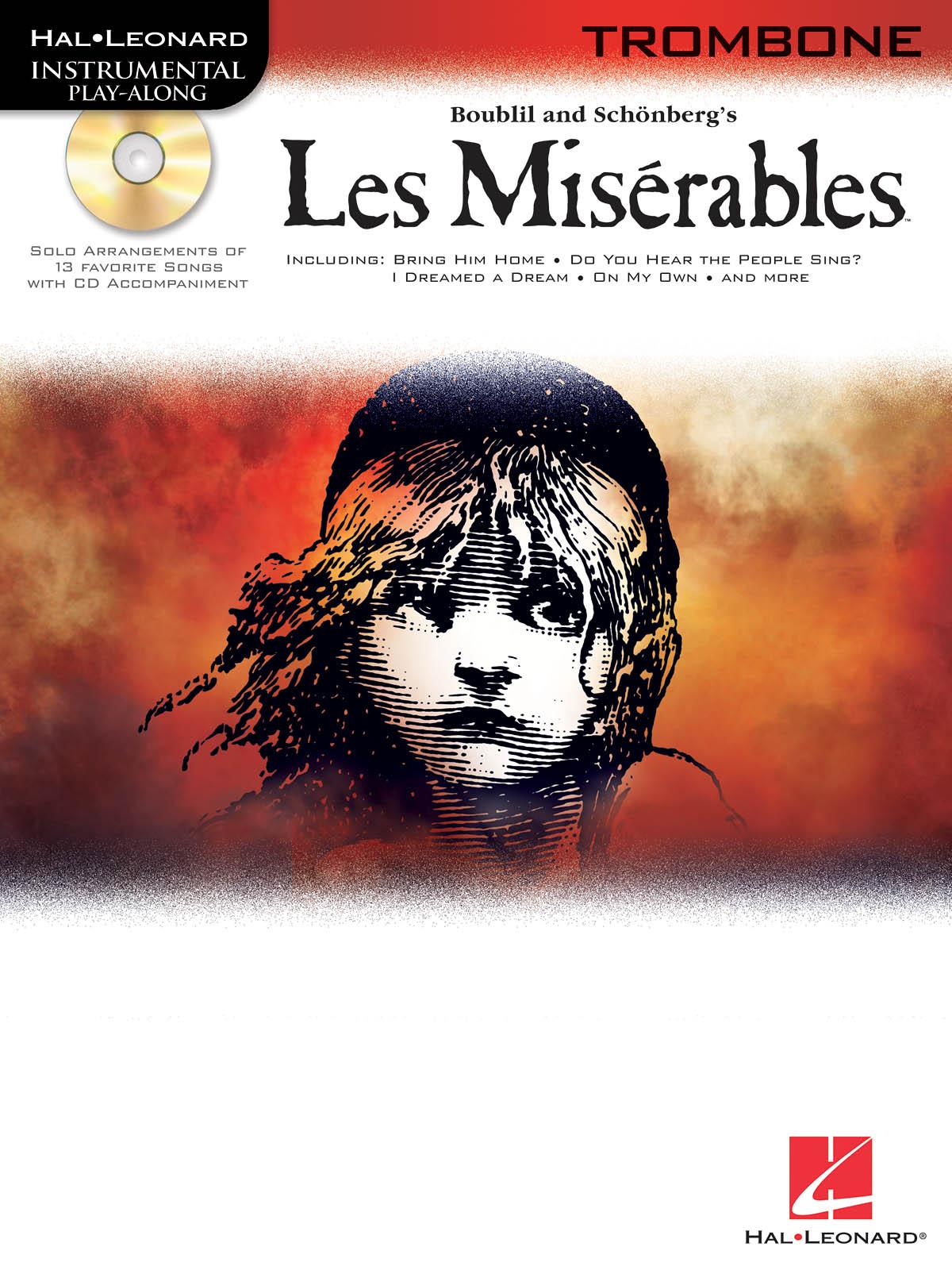 Alain Boublil Claude-Michel Schönberg: Les Miserables - Trombone: Trombone Solo:
