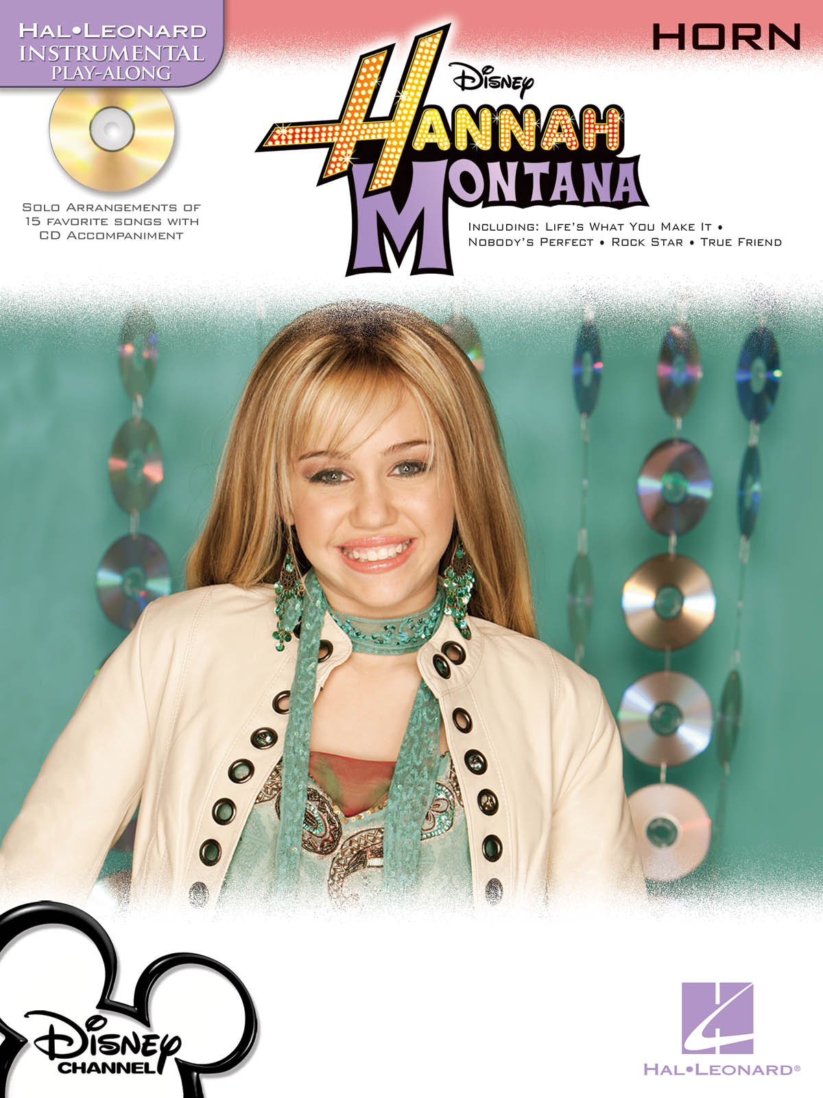 Hannah Montana: French Horn Solo: Instrumental Album