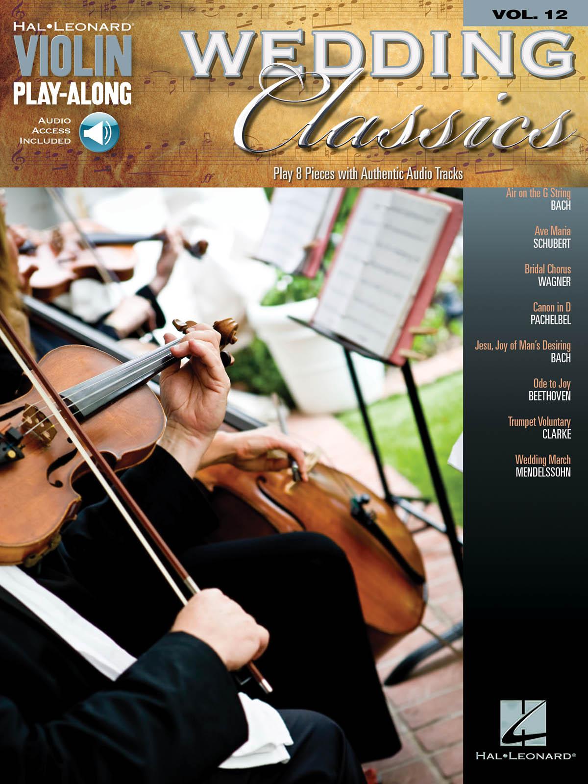 Wedding Classics: Violin Solo: Instrumental Album
