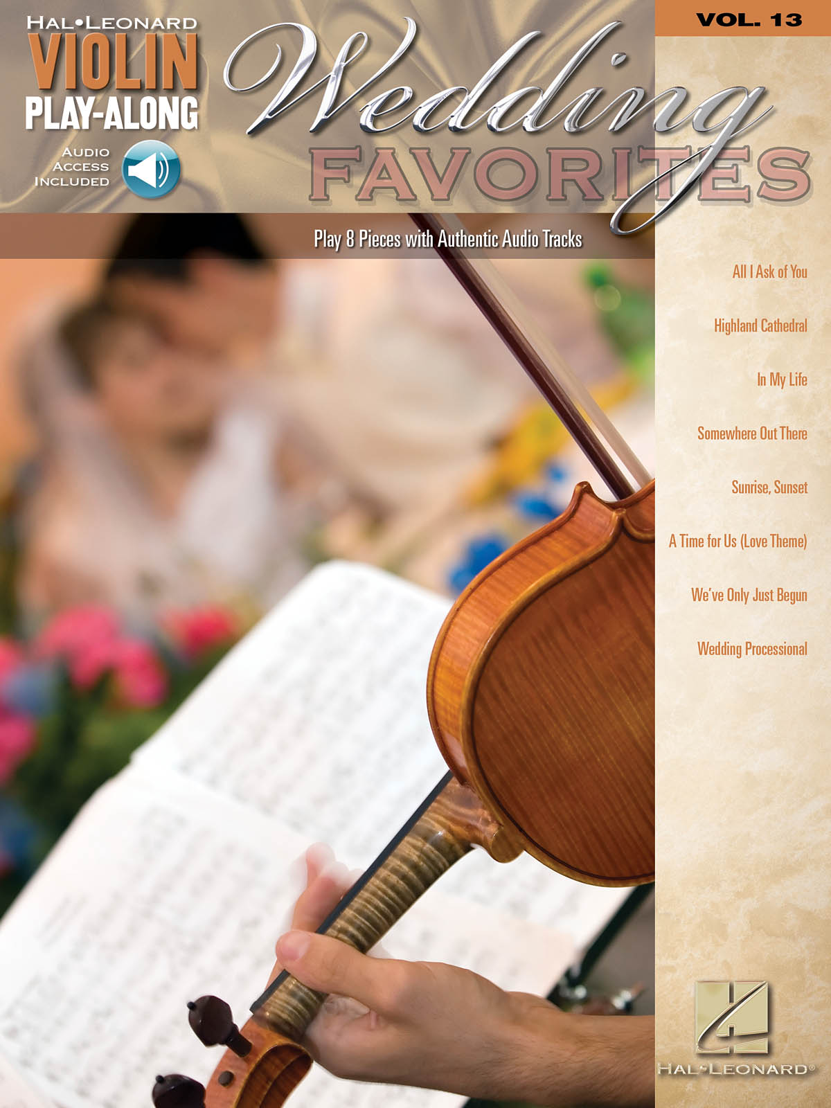 Wedding Favorites: Violin Solo: Instrumental Album