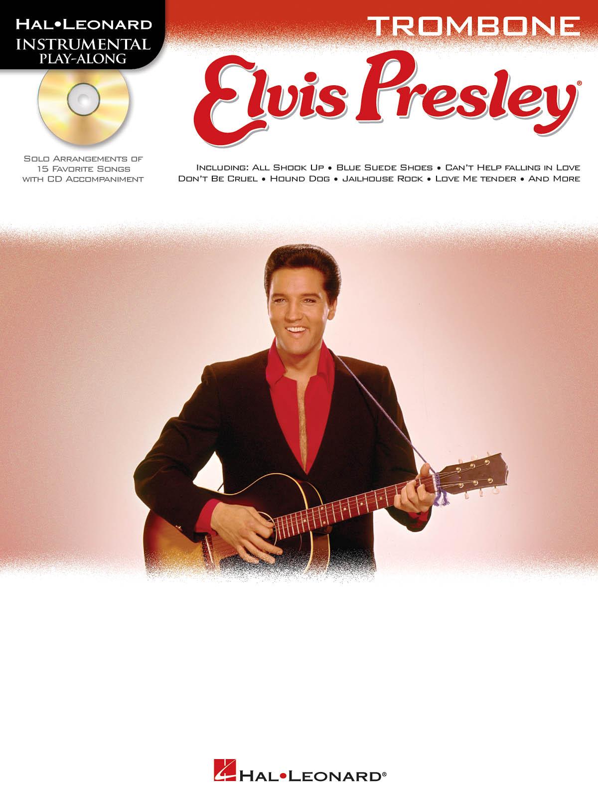 Elvis Presley: Elvis Presley for Trombone: Trombone Solo: Instrumental Album