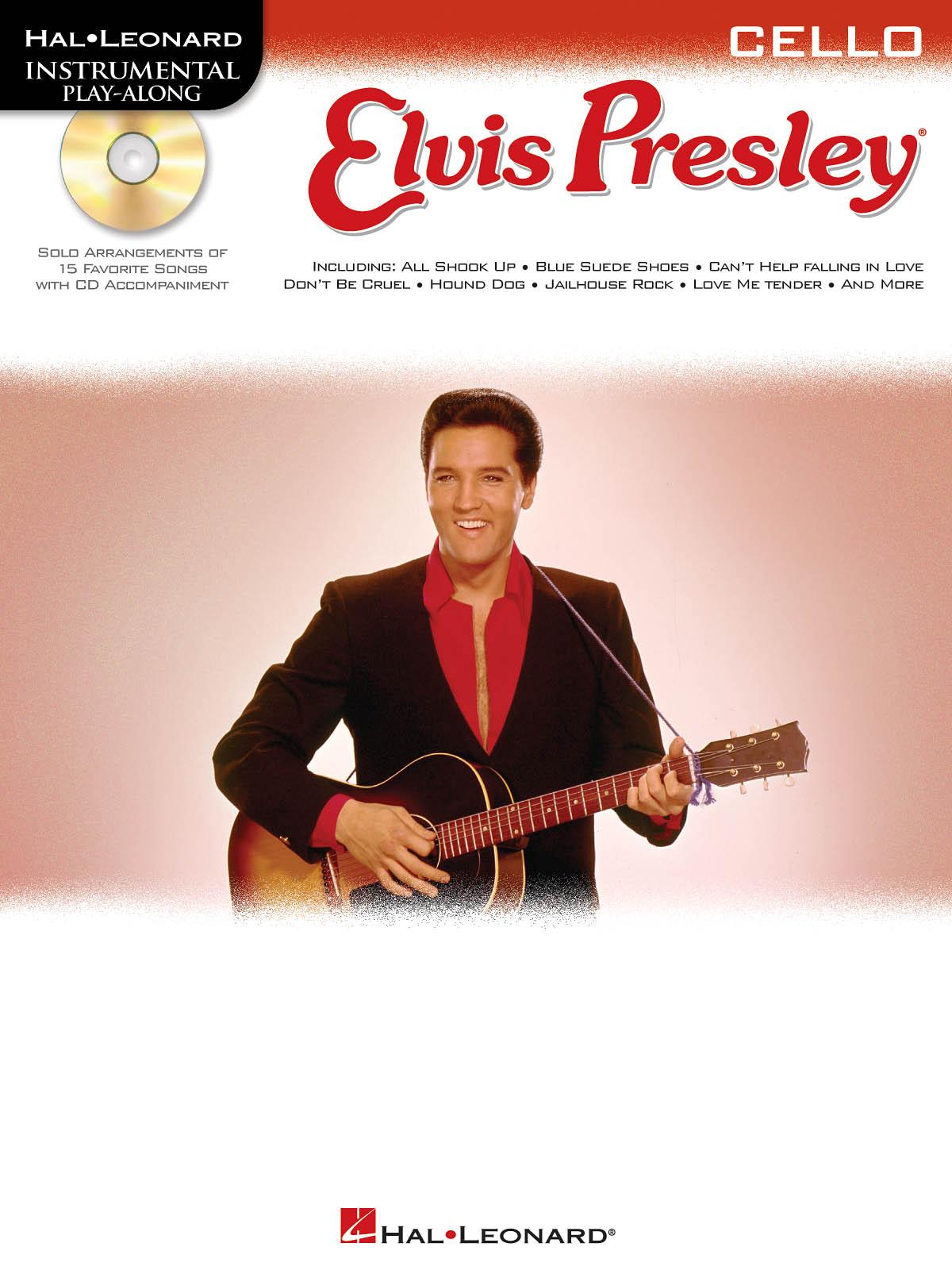 Elvis Presley: Elvis Presley for Cello: Cello Solo: Instrumental Album