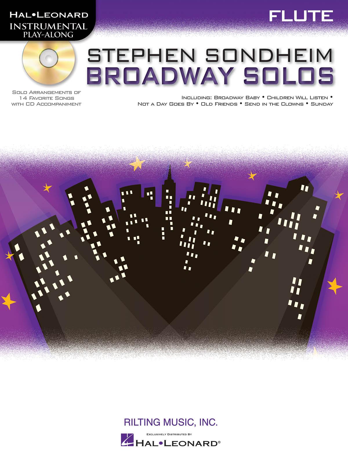 Stephen Sondheim: Stephen Sondheim - Broadway Solos: Flute Solo: Instrumental