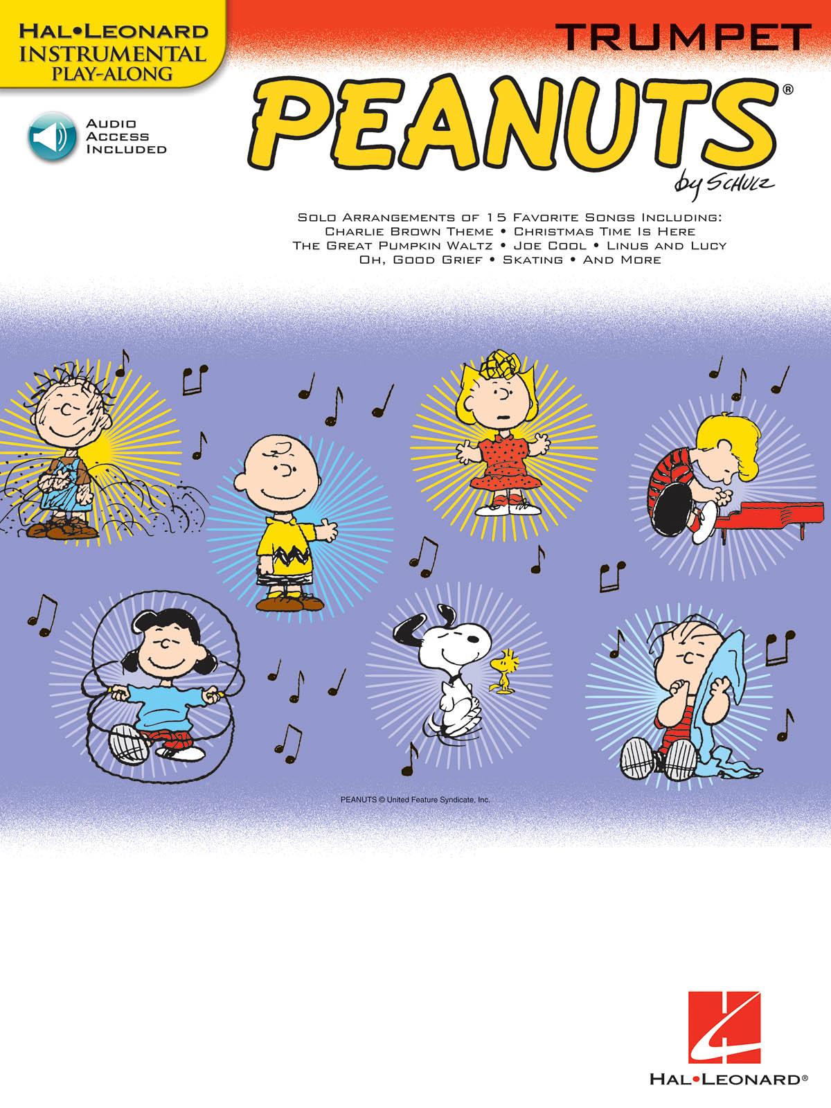 Vince Guaraldi: Peanuts - Trumpet: Trumpet Solo: Instrumental Album