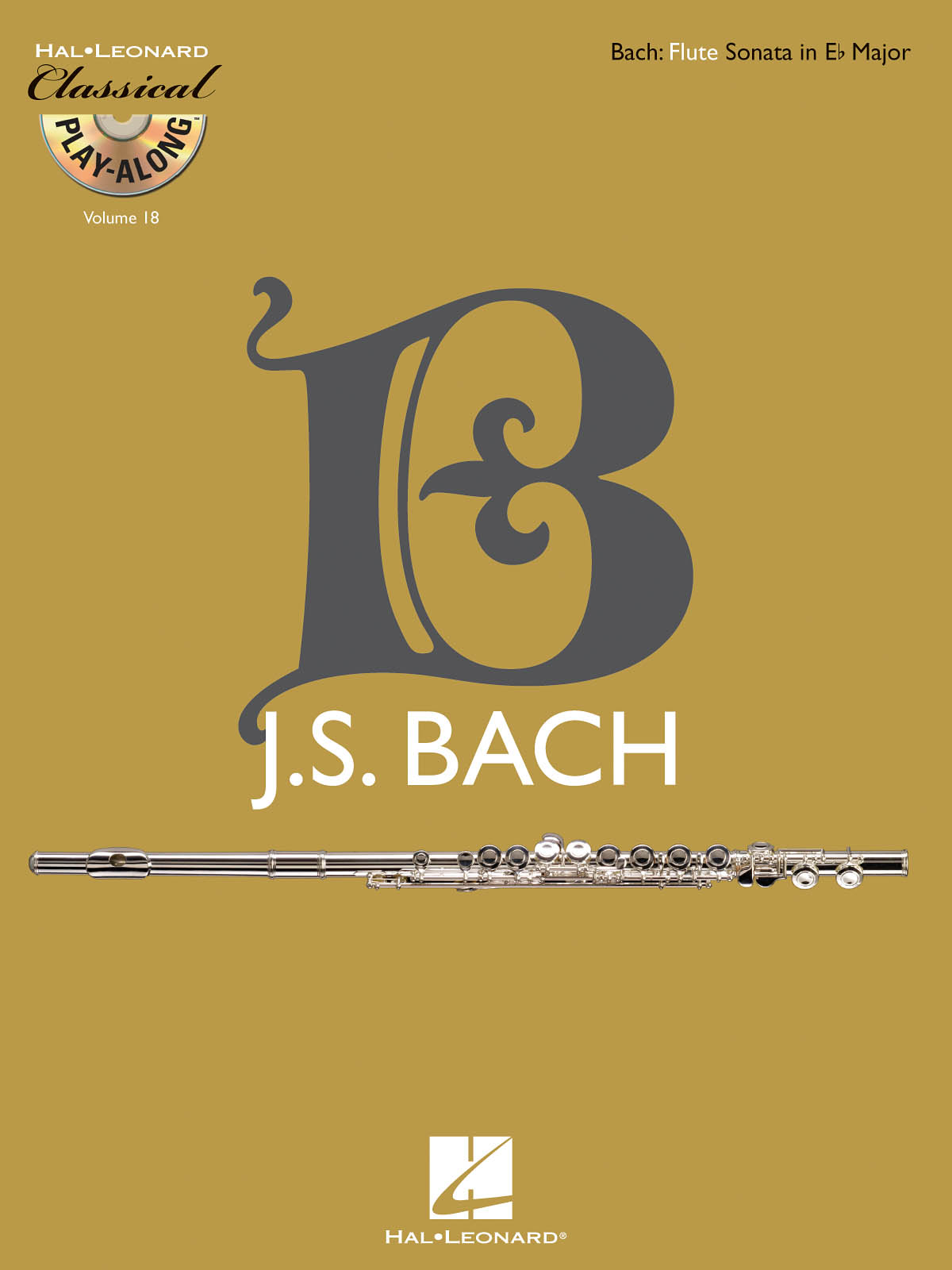 Johann Sebastian Bach: Flute Sonata in E-flat Major  BWV 1031: Flute Solo: