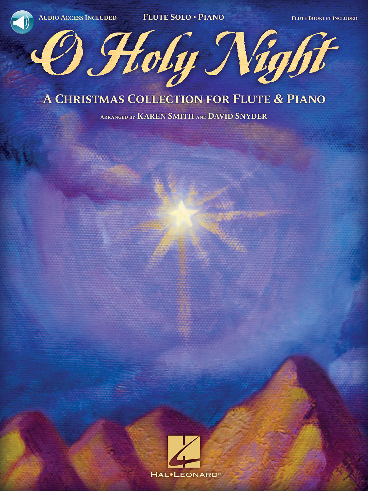 O Holy Night: Flute and Accomp.: Instrumental Album