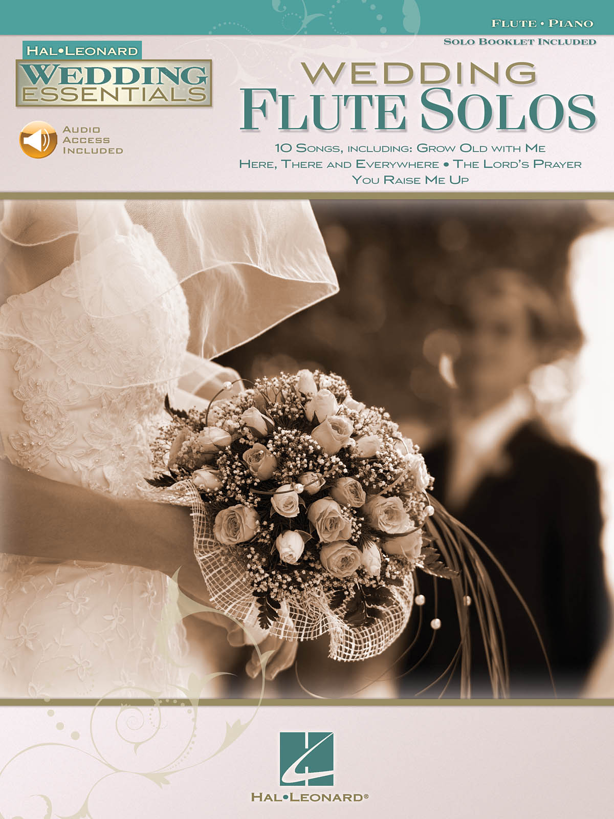 Wedding Flute Solos: Flute Solo: Mixed Songbook