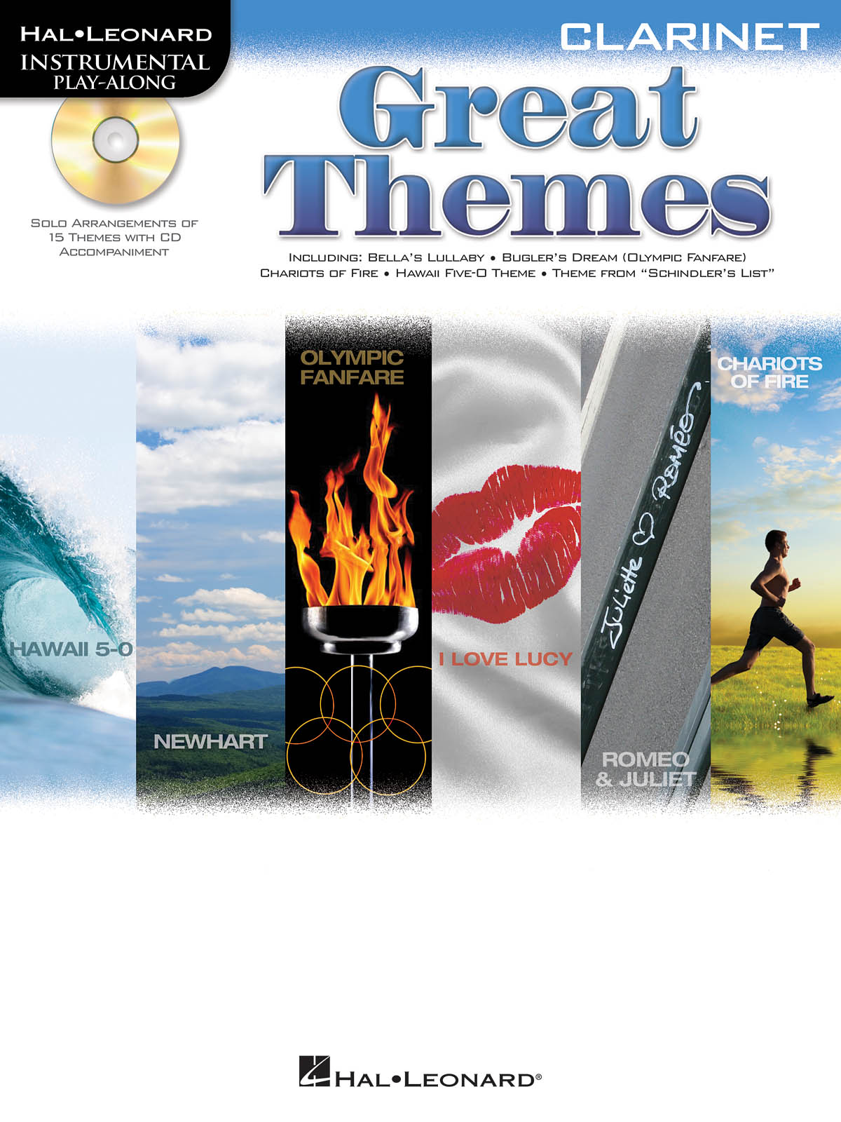 Great Themes - Clarinet: Clarinet Solo: Instrumental Album