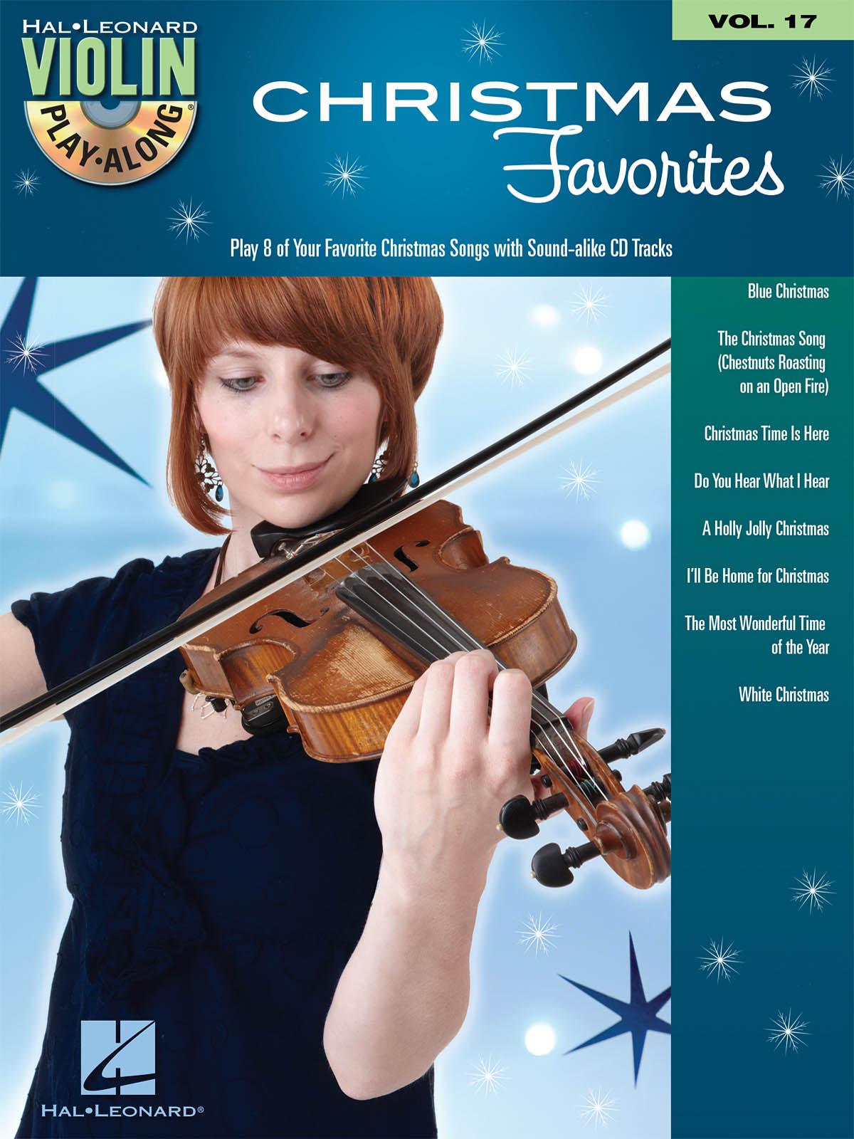 Christmas Favorites: Violin Solo: Instrumental Album