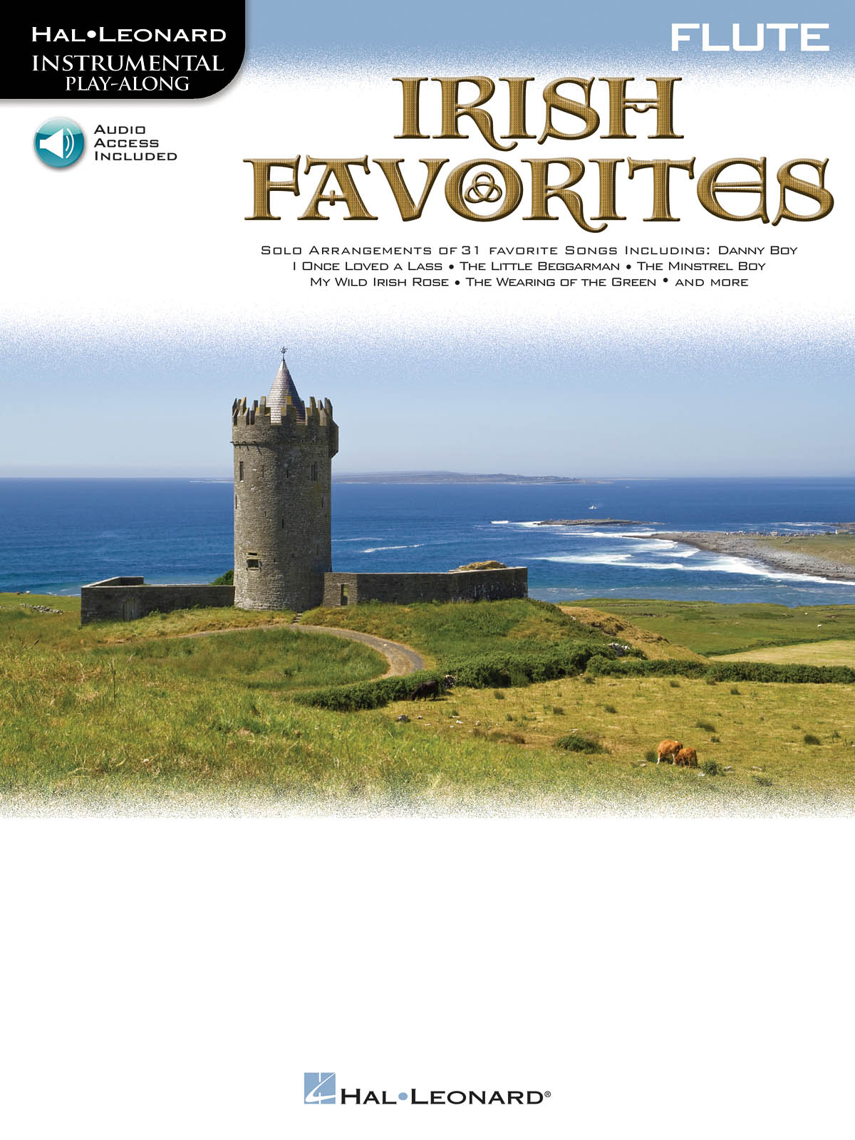 Irish Favorites - Flute: Flute: Instrumental Album