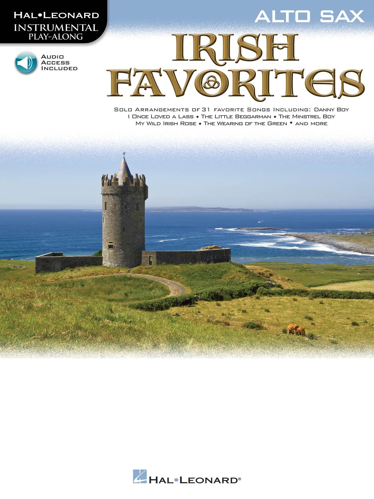 Irish Favorites - Alto Saxophone: Alto Saxophone: Instrumental Album