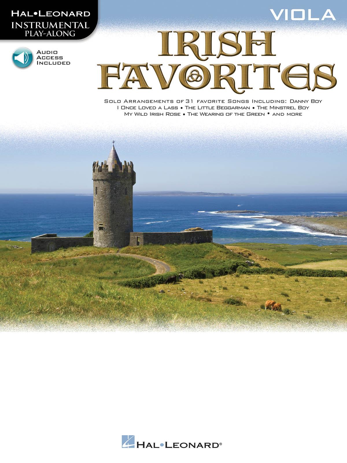 Irish Favorites - Viola: Viola: Instrumental Album