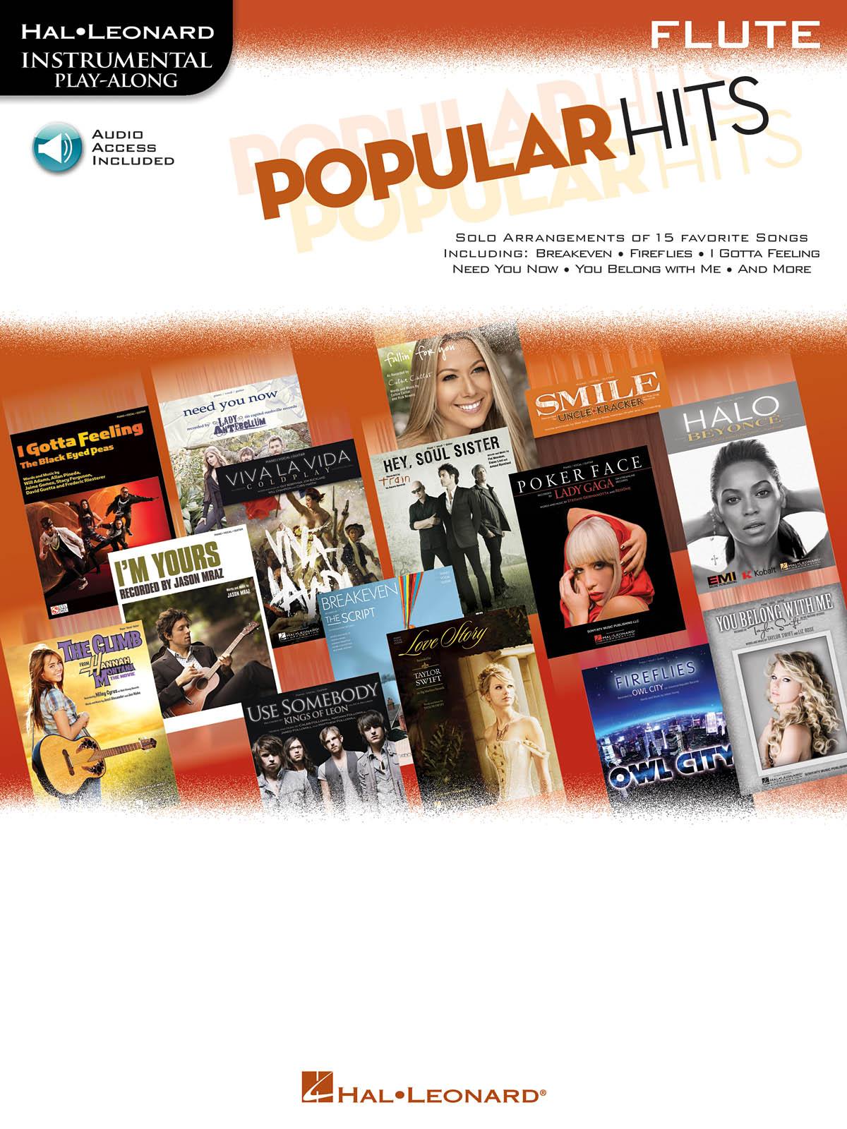 Popular Hits: Flute Solo: Instrumental Album