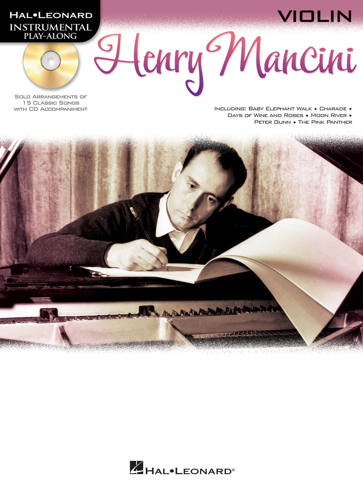 Henry Mancini: Henry Mancini - Violin: Violin Solo: Instrumental Album