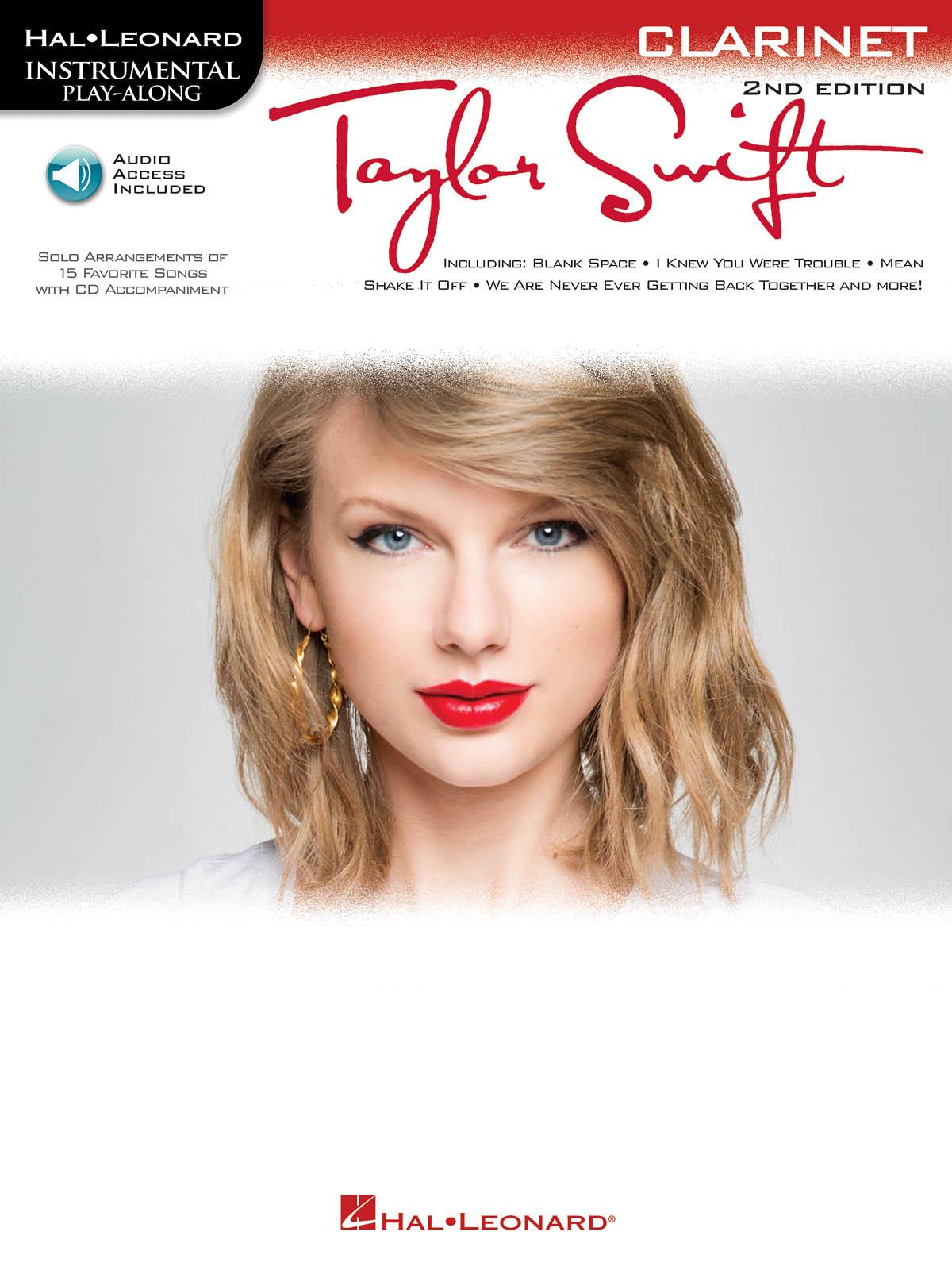 Taylor Swift: Taylor Swift - Clarinet: Clarinet Solo: Instrumental Album