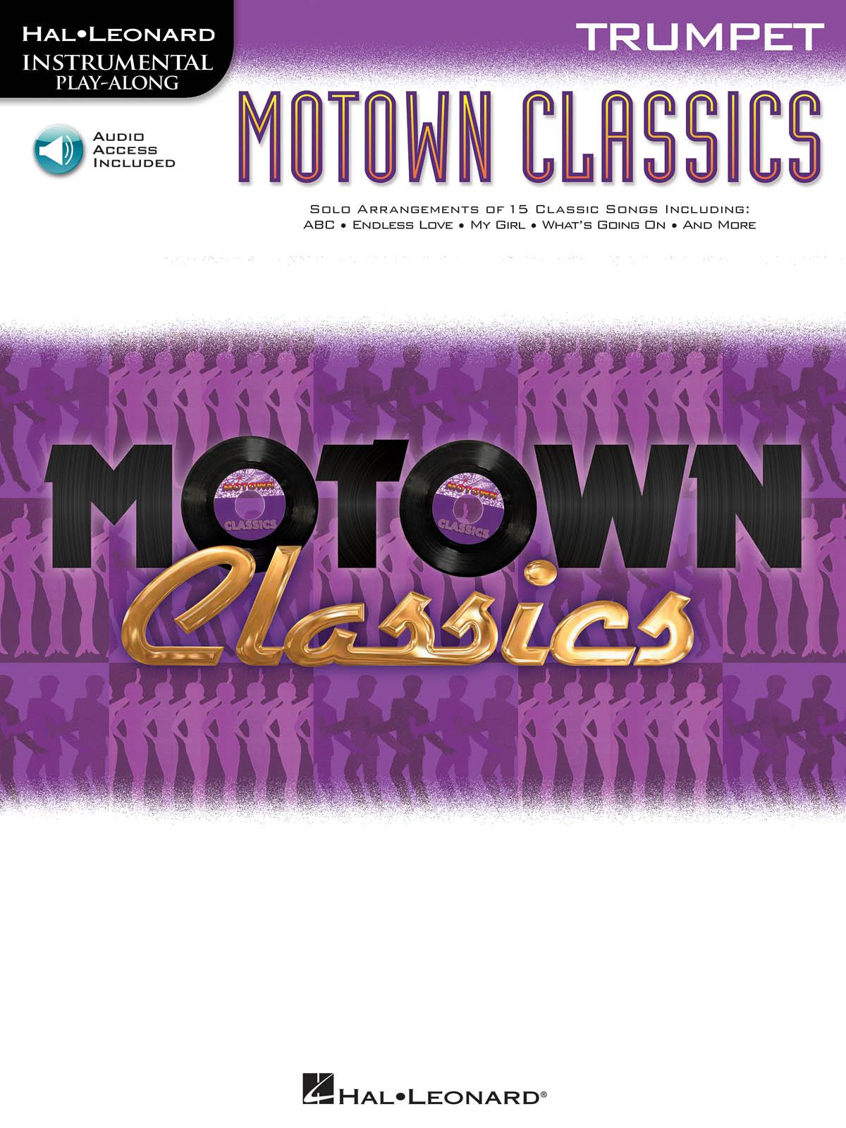 Motown Classics - Trumpet: Trumpet Solo: Instrumental Album