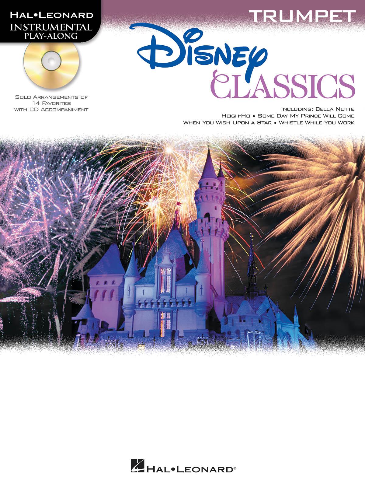 Disney Classics - Trumpet: Trumpet Solo: Instrumental Album
